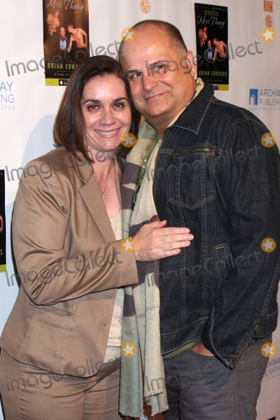 Ana Martinez Photo - LOS ANGELES - OCT 21  Ana Martinez Brian Edwards at the Enter Miss Thang Book Launch Party at Cafe Habana on October 21 2013 in Malibu CA