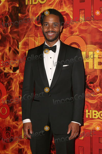 Andre Holland Photo - LOS ANGELES - SEP 20  Andre Holland at the HBO Primetime Emmy Awards After-Party at the Pacific Design Center on September 20 2015 in West Hollywood CA