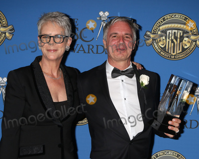 Jamie Lee Curtis Photo - LOS ANGELES - FEB 14  Jamie Lee Curtis Pierre Gill at the 2016 American Society of Cinematographers Awards at the Century Plaza Hotel on February 14 2016 in Century City CA