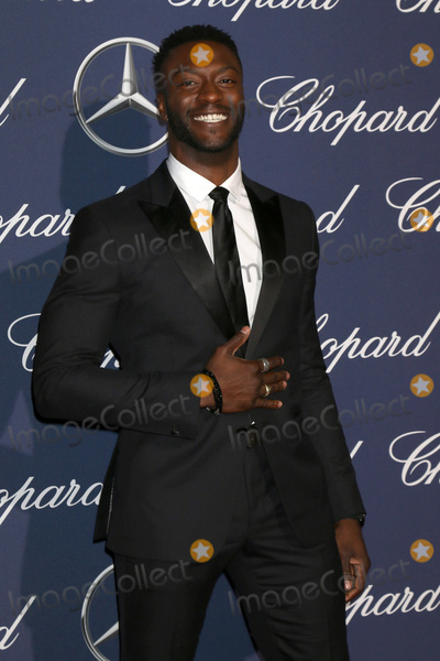 Aldis Hodge Photo - PALM SPRINGS - JAN 2  Aldis Hodge at the Palm Springs International FIlm Festival Gala at Palm Springs Convention Center on January 2 2017 in Palm Springs CA