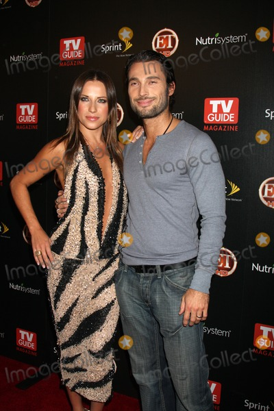 Alec Mazo Photo - Edyta Sliwinska  Alec Mazoarriving at the TV Guide Hot List Party 2009SLS HotelLos Angeles  CANovember 10 2009