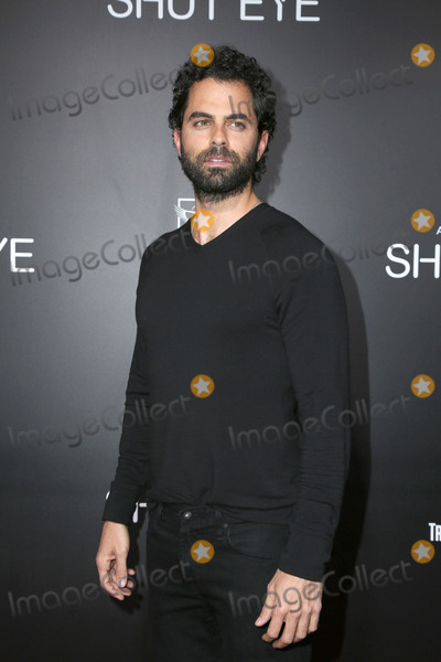 Adrian Bellani Photo - LOS ANGELES - DEC 1  Adrian Bellani at the Premiere Of Hulus Shut Eye at ArcLight Hollywood on December 1 2016 in Los Angeles CA