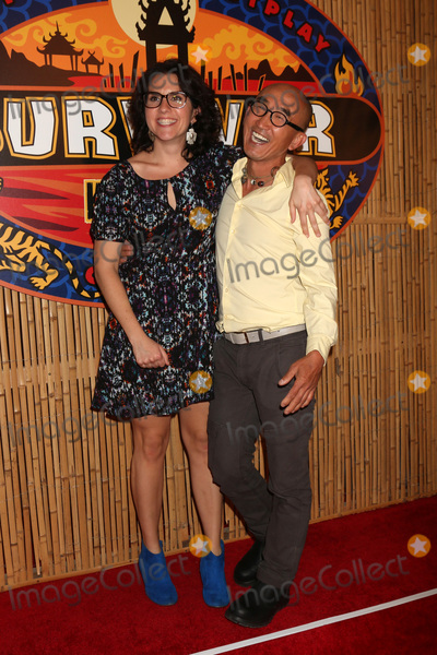 Aubry Bracco Photo - LOS ANGELES - MAY 18  Aubry Bracco Tai Trang at the Survivor Kaoh Rong Finale at the CBS Radford on May 18 2016 in Studio City CA