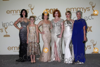 Cara Buono Photo - LOS ANGELES - SEP 18  Jessica Par Kiernan Shipka Elisabeth Moss Christina Hendricks  Cara Buono in the Press Room at the 63rd Primetime Emmy Awards at Nokia Theater on September 18 2011 in Los Angeles CA