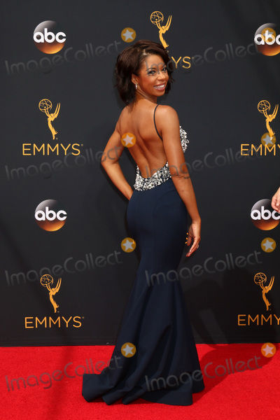 Angel Parker Photo - LOS ANGELES - SEP 18  Angel Parker at the 2016 Primetime Emmy Awards - Arrivals at the Microsoft Theater on September 18 2016 in Los Angeles CA