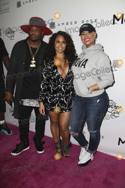 Rosa Acosta Photo - LOS ANGELES - MAR 30  Rosa Acosta Amber Rose at the Amber Rose Hosts a Private Pink Carpet Experience at the Dave  Busters on March 30 2016 in Los Angeles CA
