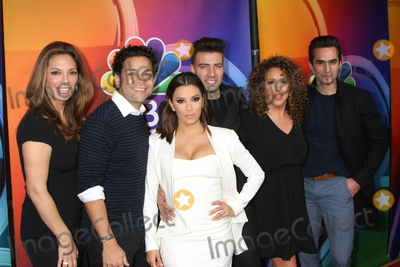 Jencarlos Canela Photo - LOS ANGELES - JAN 13  Alex Meneses Izzy Diaz Eva Longoria Jencarlos Canela Diana-Maria Riva Jose Moreno Brooks at the NBCUniversal TCA Press Day Winter 2016 at the Langham Huntington Hotel on January 13 2016 in Pasadena CA