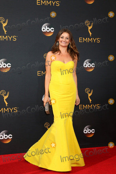 Alison Wright Photo - LOS ANGELES - SEP 18  Alison Wright at the 2016 Primetime Emmy Awards - Arrivals at the Microsoft Theater on September 18 2016 in Los Angeles CA