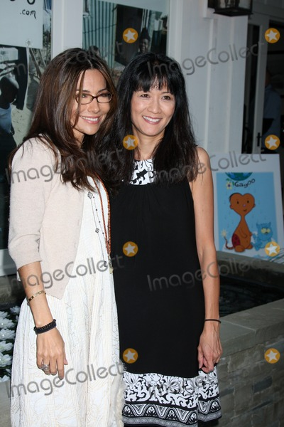 Suzanne Whang and vanessa marcil