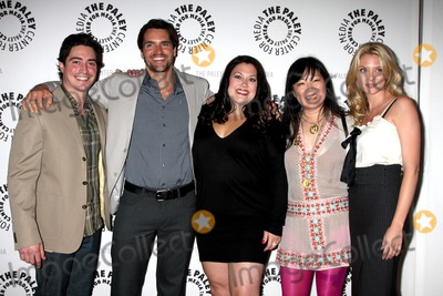 April Bowlby Photo - Ben Feldman Jackson Hurst Brooke Elliott Margaret Cho April Bowlbyarriving at the Drop Dead Diva Season 1 Finale at the Paley Center for MediaPaley Center for MediaBeverly Hills  CAOctober 7  2009