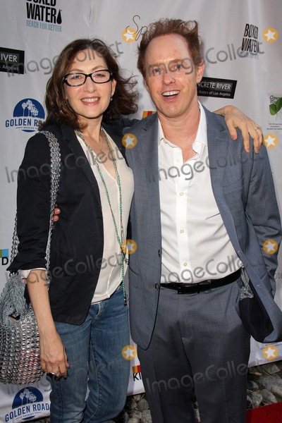 Annabelle Gurwitch Photo - LOS ANGELES - JUL 29  Annabelle Gurwitch Raphael Sbarge at the A Concrete River Premiere at the Laemmle NoHo 7 on July 29 2015 in North Hollywood CA