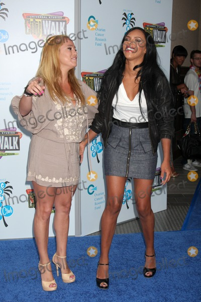 Kiely Williams Photo - Sabrina Bryan  Kiely Williams arriving at the Grand Opening of The Jon Lovitz Comedy Club at Universal City Walk in Los Angeles CA  on May 28 2009
