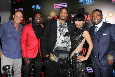 Amine Photo - LOS ANGELES - AUG 17  Chris Mulkey Amin Joseph RL Scott Bai Ling Sean Riggs at the Call Me King Screening at the Downtown Independent on August 17 2015 in Los Angeles CA