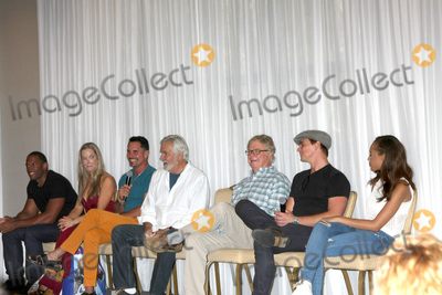 Darin Brooks Photo - LOS ANGELES - AUG 16  Victor Saint-Victor Jennifer Gareis Don Diamont John McCook DIck Christie Darin Brooks Reign Edwards at the Bold and Beautiful Fan Event Sunday at the Universal Sheraton Hotel on August 16 2015 in Universal City CA