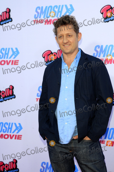 Alex Winter Photo - LOS ANGELES - JUL 22  Alex Winter at the SMOSH THE MOVIE  Premiere at the Village Theater on July 22 2015 in Westwood CA