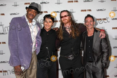 Noah Hathaway Photo - LOS ANGELES - NOV 27  Tony Todd James Duval Andy MacKenzie Noah Hathaway arrives at the Sushi Girl Premiere at Graumans Chinese Theater on November 27 2012 in Los Angeles CA