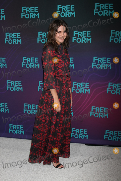 Maia Mitchell Photo - vLOS ANGELES - JAN 9  Maia Mitchell at the Disney ABC TV 2016 TCA Party at the The Langham Huntington Hotel on January 9 2016 in Pasadena CA