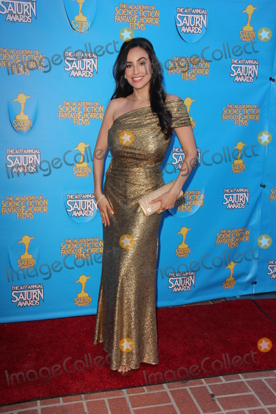 Valerie Perez Photo - LOS ANGELES - JUN 25  Valerie Perez at the 41st Annual Saturn Awards Arrivals at the The Castaways on June 25 2015 in Burbank CA
