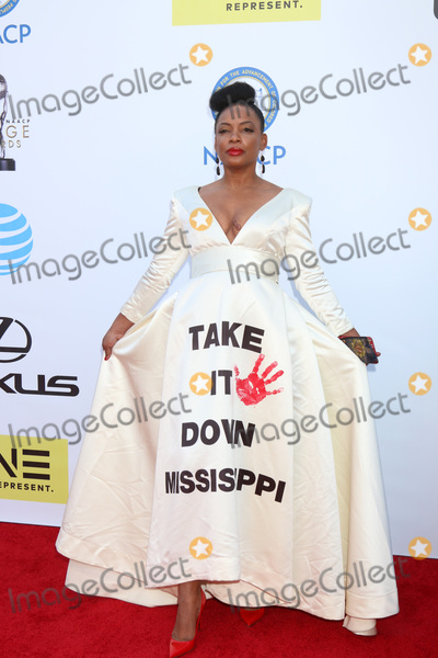 Aunjanue Ellis Photo - LOS ANGELES - FEB 5  Aunjanue Ellis at the 47TH NAACP Image Awards Arrivals at the Pasadena Civic Auditorium on February 5 2016 in Pasadena CA