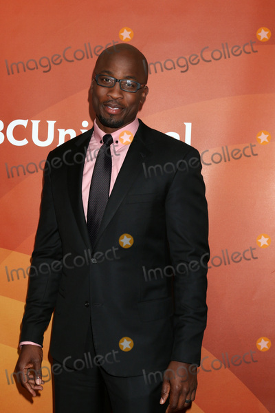 Akbar Gbajabiamila Photo - LOS ANGELES - MAR 20  Akbar Gbajabiamila at the NBCUniversal Summer Press Day at Beverly Hilton Hotel on March 20 2017 in Beverly Hills CA