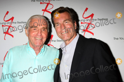 Peter Bergman Photo - LOS ANGELES - AUG 15  Jerry Douglas Peter Bergman at the The Young and The Restless Fan Club Event at the Universal Sheraton Hotel on August 15 2015 in Universal City CA