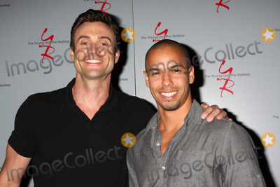 Daniel Goddard Photo - LOS ANGELES - AUG 24  Daniel Goddard Bryton James at the Young  Restless Fan Club Dinner at the Universal Sheraton Hotel on August 24 2013 in Los Angeles CA