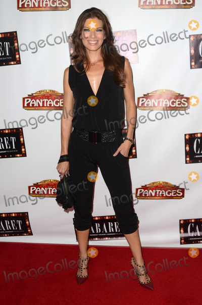 Adrienne Janic Photo - LOS ANGELES - JUL 20  Adrienne Janic at the Cabaret Opening Night at the Pantages Theater on July 20 2016 in Los Angeles CA