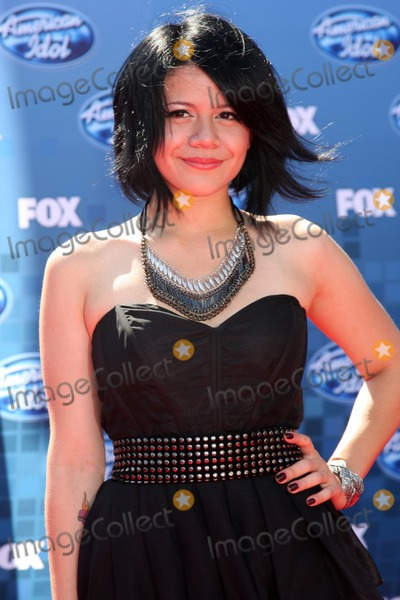 Allison Iraheta Photo - LOS ANGELES - MAY 25  Allison Iraheta arriving at the 2011 American Idol FInale  at Nokia at LA Live on May 25 2011 in Los Angeles CA