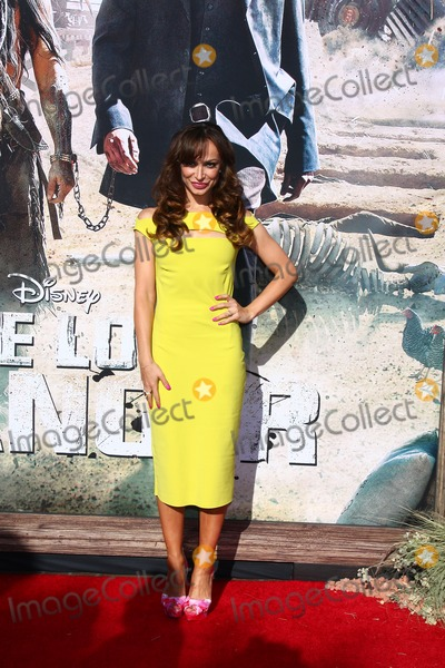 Karina Smirnoff Photo - LOS ANGELES - JUN 22  Karina Smirnoff arrives at the World Premiere of The Lone Ranger at the Disneys California Adventure on June 22 2013 in Anaheim CA