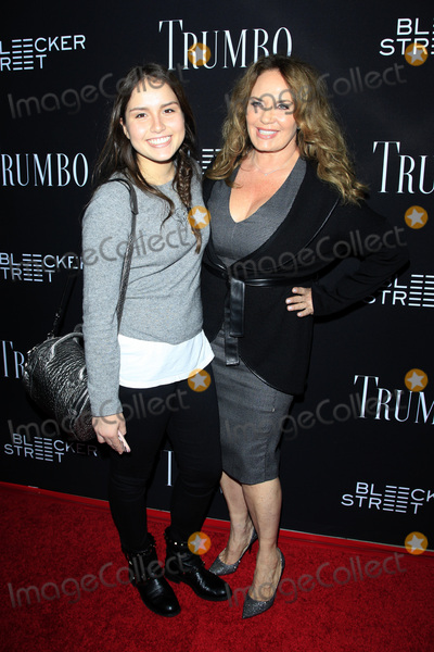 Catherine Bach Photo - LOS ANGELES - OCT 247  Sophia Bach Catherine Bach at the Trumbo Premiere at the Samuel Goldwyn Theater on October 247 2015 in Beverly Hills CA