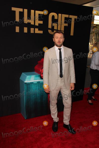 Joel Edgerton Photo - LOS ANGELES - JUL 30  Joel Edgerton at the The Gift World Premiere at the Regal Cinemas on July 30 2015 in Los Angeles CA