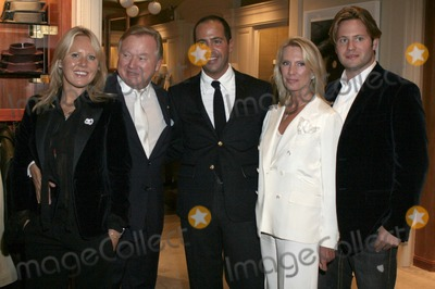 Alice Bamford Photo - New York NY September 19 2006Alice Bamford Sir Anthony Bamford Tommy Fazio Lady Bamford George BamfordBAMFORD  SONS celebrates US launch at Bergdorf Goodman to benefit the National Resources Defense CouncilDigital Photo by Steve Mack-PHOTOlinknet