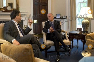 Al Franken Photo - Washington DC - May 6 2009 -- United States Vice President Joseph Biden meets with Minnesota Democratic Senatorial candidate Al Franken in the Vice Presidents West Wing office in Washington DC Wednesday May 6 2009 2009 Digital photo by David LienemannWhite House-CNP-PHOTOlinknet