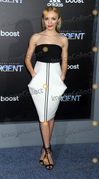 Peyton List Photo - Photo by DVTSTMXAKM-GSI2015 ALL RIGHTS RESERVED31615Peyton List at the premiere of The Divergent Series Insurgent(NYC)