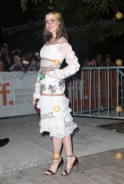 Ann Hathaway Photo - Photo by KGC-146starmaxinccomSTAR MAX2016ALL RIGHTS RESERVEDTelephoneFax (212) 995-11969916Anne Hathaway at the premiere of Colossal at The Toronto International Film Festival (TIFF) in Toronto Canada