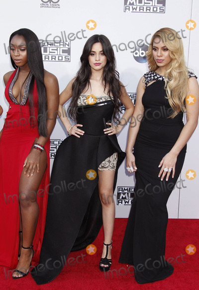 Fifth Harmony Photo - Photo by REWestcomstarmaxinccomSTAR MAX2015ALL RIGHTS RESERVEDTelephoneFax (212) 995-1196112215Camila Cabello (Fifth Harmony) at The 2015 American Music Awards(Los Angeles CA)