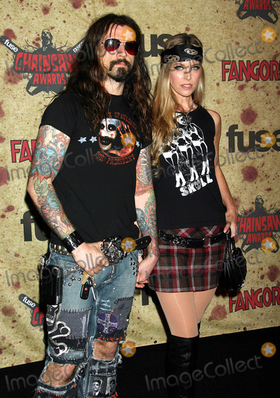 Pictures Rob Zombie His Wife 10/15/06 Rob Zombie And His