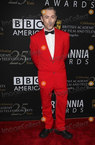 Alan Cumming Photo - Alan Cumming    at the Bafta Britannia Awards Los Angeles