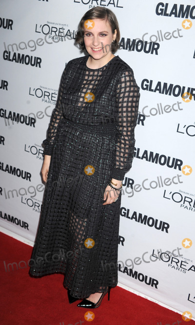 Lena Dunham Photo - Photo by Dennis Van Tinestarmaxinccom2013ALL RIGHTS RESERVEDTelephoneFax (212) 995-1196111113Lena Dunham at The 23rd Annual Glamour Women of the Year Awards(NYC)