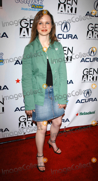 Thora Birch Photo - Photo by Peter KramerSTAR MAX Inc - copyright 20034803Thora Birch at the Gen Art Premiere of XXXY(NYC)