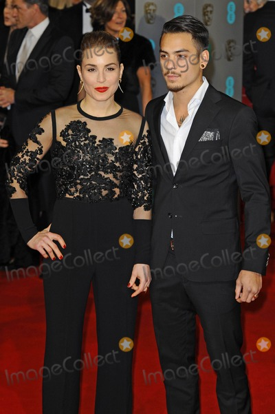 Noomi Rapace Photo - Photo by KGC-138starmaxinccomSTAR MAX2015ALL RIGHTS RESERVEDTelephoneFax (212) 995-11962815Noomi Rapace and guest at the 2015 EE BAFTA British Academy Film Awards(London England UK)