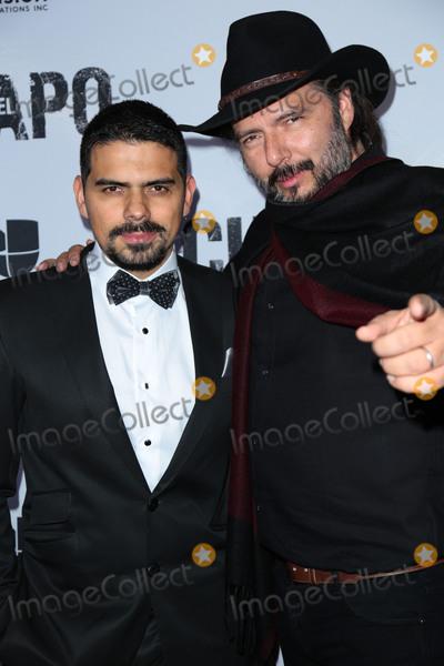 Alejandro Aguilar Photo - Photo by gotpapstarmaxinccomSTAR MAXCopyright 2017ALL RIGHTS RESERVEDTelephoneFax (212) 995-119641917Alejandro Aguilar and Rodrigo Abed at the premiere of El Chapo(Los Angeles CA)