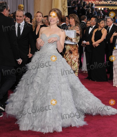 Amy Adams Photo - 24th February 2013 85th Annual Academy Awards - Oscars Arrivals Dolby Theatre Hollywood CAPictured Amy AdamsKGC-301starmaxinccom
