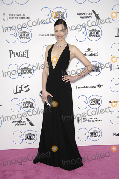 Alizee Gaillard Photo - Photo by Michael GermanastarmaxinccomSTAR MAX2015ALL RIGHTS RESERVEDTelephoneFax (212) 995-119622115Alizee Gaillard at the 2015 Film Independent Spirit Awards(Santa Monica CA)