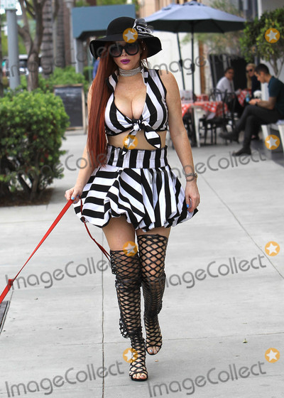 Phoebe Price Photo - Photo by gotpapstarmaxinccomSTAR MAX2017ALL RIGHTS RESERVEDTelephoneFax (212) 995-119652517Phoebe Price is seen in Los Angeles CA