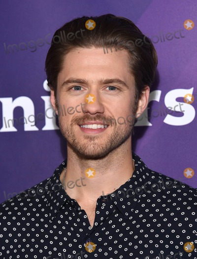 Aaron Tveit Photo - Photo by KGC-11starmaxinccomSTAR MAX2015ALL RIGHTS RESERVEDTelephoneFax (212) 995-11964215Aaron Tveit at the 2015 NBCUniversal Network Summer Press Day held at the Langham Huntington Hotel  Spa(Pasadena CA)