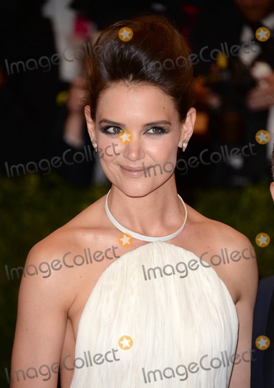 Katie Holmes Photo - Photo by DPAADstarmaxinccom2013STAR MAXALL RIGHTS RESERVEDTelephoneFax (212) 995-11965613Katie Holmes at the PUNK Chaos To Couture Costume Institute Gala(New York New York)US syndication only
