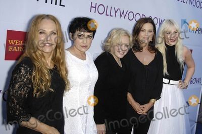 Gina Schock Photo - Photo by Michael GermanastarmaxinccomSTAR MAX2014ALL RIGHTS RESERVEDTelephoneFax (212) 995-119662114Charlotte Caffey Jane Wiedlin Gina Schock and Belinda Carlisle of The Go-Gos with Natasha Bedingfield at the Opening Night of the Hollywood Bowl 2014(Los Angeles CA)