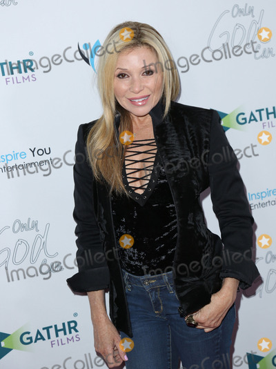 E G Daily Photo - Photo by JMAstarmaxinccomSTAR MAXCopyright 2016ALL RIGHTS RESERVEDTelephoneFax (212) 995-119632216Elizabeth EG Daily at the premiere of Only God Can(North Hollywood CA)