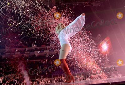 Bebe Rexha Photo - Photo by DPAADstarmaxinccomSTAR MAX2016ALL RIGHTS RESERVEDTelephoneFax (212) 995-119612416Bebe Rexha at the Capital FM Jingle Bell Ball 2016 at The O2 Arena in London England